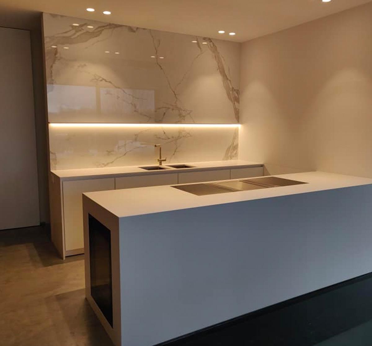 Natuursteen Everaert - Sint-Martens-Latem - Header keuken